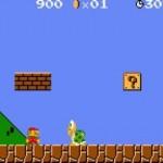 Cкриншот из игры Супер Марио / Super Mario Bros X - скрин 2...